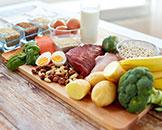 El menú saludable para la semana