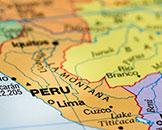 Perú, zona sísmica